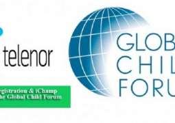 Digital Birth Registration & iChamp recognized by the Global Child Forum in Sweden