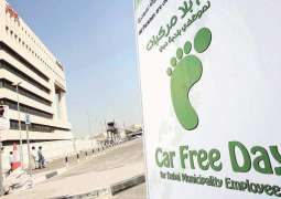Dubai Municipality to organise UAE Car Free Day on Sunday