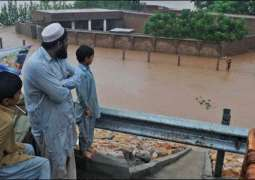 Coast guards carry out rescue operation in flood-hit Lasbela