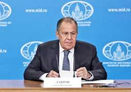 Russia Invited Asian-Pacific States to Join Data Bank on Foreign Terrorists - Russian Foreign Minister Sergey Lavrov
