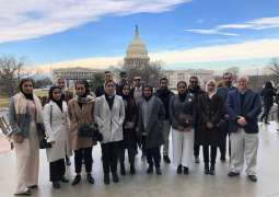 Emirates Diplomatic Academy concludes annual student trip