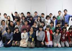 Songs, Games, Tongue Twisters at Russian Language Lesson at Japanese School