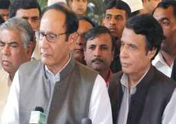 Ch Shujaat denounces India's awful tactics for upcoming elections