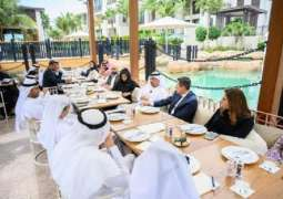 Director General of Dubai Municipality discusses key projects at GDMO's 'Meet the CEO' event