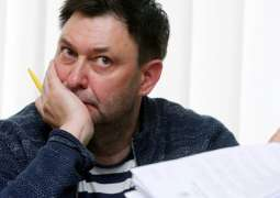 Vyshinsky Says His Arrest Amounts to Poroshenko's Attempt to Boost Election Chances