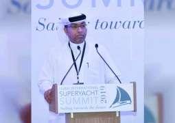 """""""دبي الملاحية"""" تطلق الخدمات الذكية المتنقلة في """"معرض دبي للقوارب"""""""
