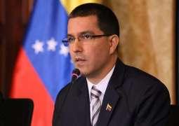 Russian Senior Diplomat Holds Meeting With Venezuelan Foreign Minister Arreaza in Geneva
