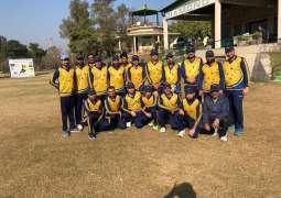 MOL Pakistan beats OGDCL to lift OGCC T20 Cricket Tournament 2018/19