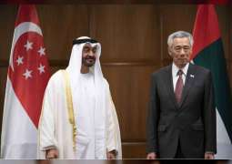 UAE, Singapore sign comprehensive partnership agreements