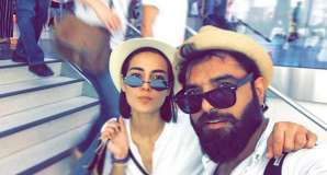Yasir Hussain posted Iqra Aziz's picture and we're guessing their relationship is official!