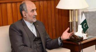 Iran envoy calls for removal of trade barriers with Pakistan