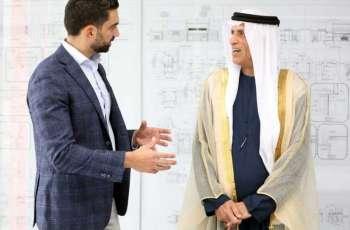 سعود بن صقر : رأس الخيمة وجهة استثمارية آمنة وبيئة محفزة لنمو الأعمال