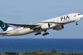Govt suspends PIA flightsto Japan