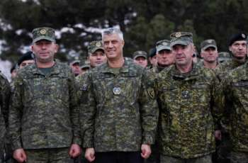 Rearmament of Kosovo's Army Seriously Threatens Regional Stability - Serbian Government