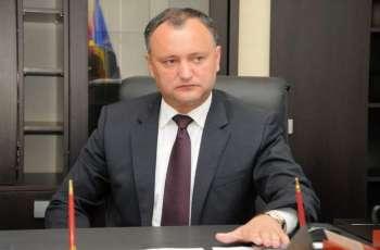 Moldovan President Dodon Most Popular Politician in Republic - Poll