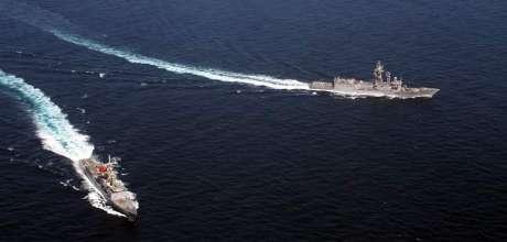 "Pakistan Navy And Turkish Navy Hold Bilateral Naval Drills ""TURGUTREIS-III"""