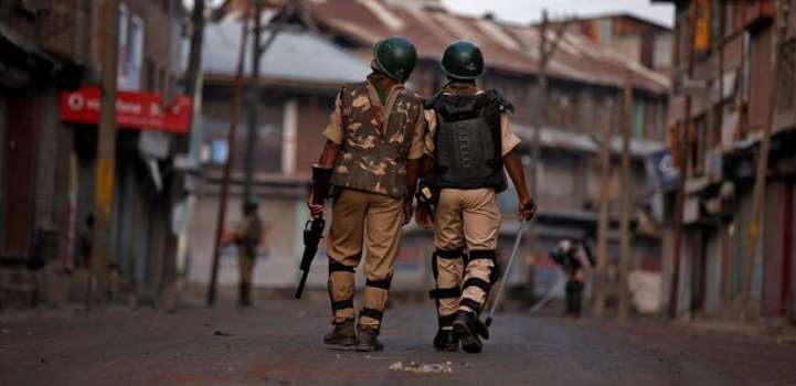 Putin Sends Sympathies to Indian President After Deadly Kashmir B ..