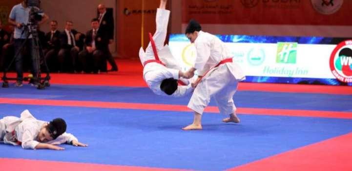 World champion Sanchez wins her fourth kata gold in Dubai