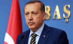 أردوغان: في حال لم يتم إخراج الإرهابيين من منبج خلال أسابيع ستبدأ تركيا عملياتها العسكرية