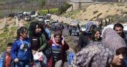 عودة أكثر من ألف لاجئ سوري إلى أرض الوطن خلال الــ 24 ساعة الأخيرة