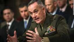 قائد القيادة المركزية الأميركية : نحو 1500 من مسلحي داعش يسيطرون على منطقة صغيرة في سوريا
