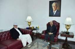 Government committed to resolve problems of AJK masses, Sardar Masood Khan