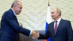 بوتين وروحاني وأردوغان يبحثون في سوتشي تحقيق تسوية مستدامة في سوريا - الكرملين