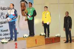 ميداليتان للأخضر في دولية الكويت للرماية