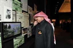 سفير خادم الحرمين الشريفين لدى الكويت يزور معرض