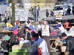 75,000 refugees in Kurdish region of Iraq benefit from ERC winter aid appeal
