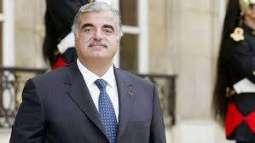 الحريري: لبنان ليس ساحة لسباق تسلح في الشرق الأوسط