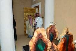 أمير منطقة الرياض يرعى معرض