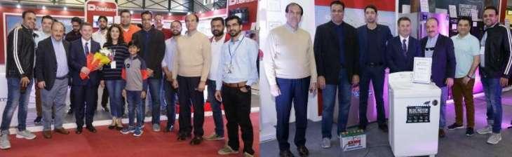 Dawlance launches Solar washing machines at Dawn Lifestyles Exhibition