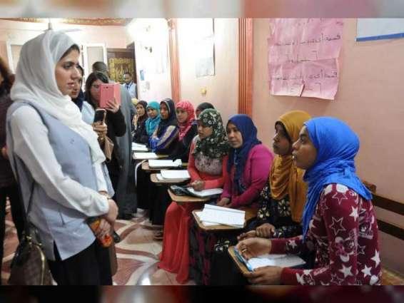 """""""القلب الكبير"""" تعلن عن بناء أول مصنع للملابس في صعيد مصر"""