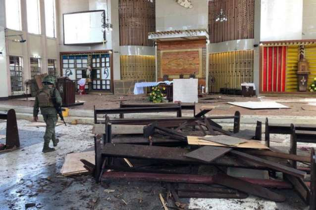 Manila Accepts Tokyo's Offer to Help Fight Terrorism Following Deadly Jolo Church Bombings