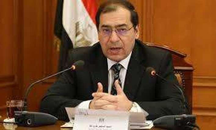 مصر تعلن عن فوز أربع شركات عالمية بمزايدات للبحث والتنقيب عن البترول والغاز