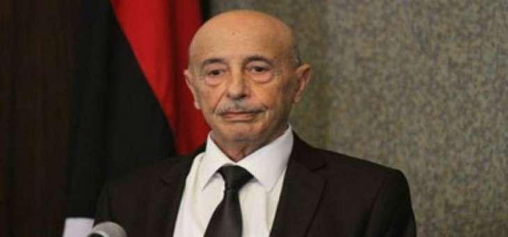 رئيس مجلس النواب الليبي يلتقى السفير الإيطالي الجديد في البلاد