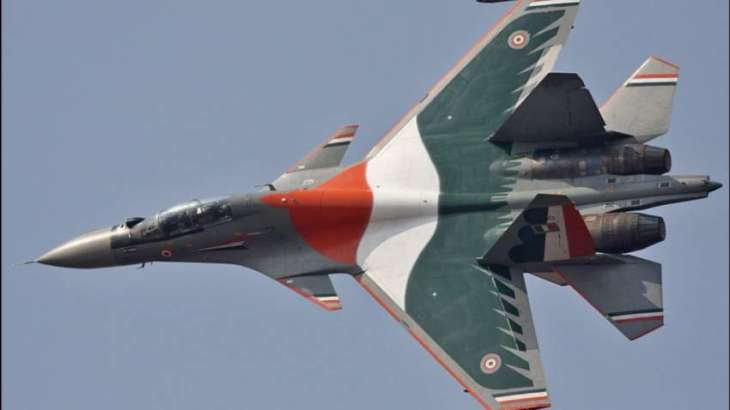Two Indian aircrafts crash during air show