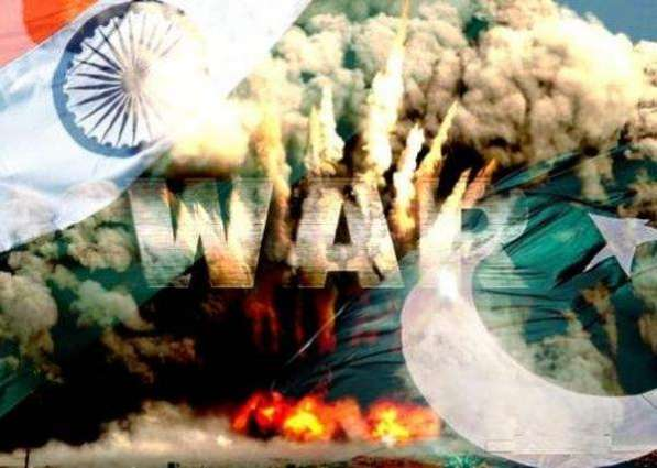Pak-India Nuclear War Can End World Population By 90% thumbnail