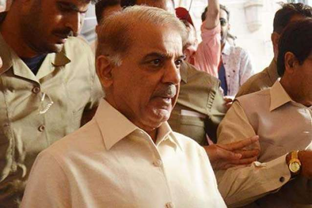 Shehbaz Sharif Meets Khawaja Brothers At Camp Jail In Lahore