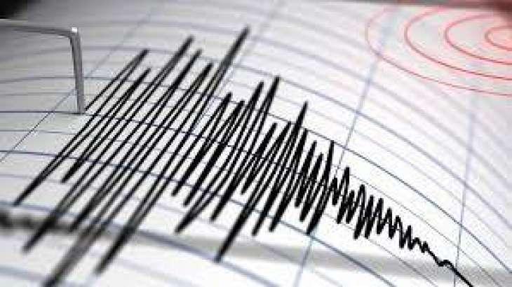 Earthquake tremors felt in Kandhkot, Jacobabad