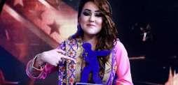 """زھرا الھام أول امرأة أفغانیة تحصد لقب """" أفغانستان أیدل """" لأول مرة في تاریخ أفغانستان"""