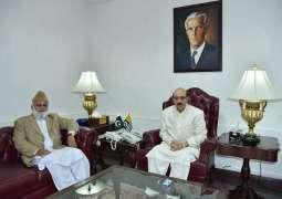 Masood Khan expresses apprehension of Gujrat like massacre in Kashmir