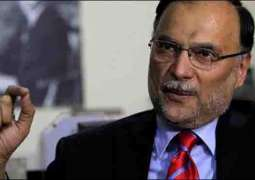 Indian aggression aimed to suppress Kashmiris voice: Ahsan Iqbal