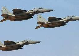 Saudi air force to take part in military exercise in U.S.