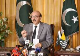 Kashmir In Heart Of Pak-India Military Confrontation, Sardar Masood