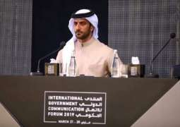 Global experts, specialised discussions to feature in Sharjah's International Govt. Communication Forum 2019