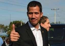 Venezuela Opposition Leader Guaido Returns to Caracas From Latin America Tour