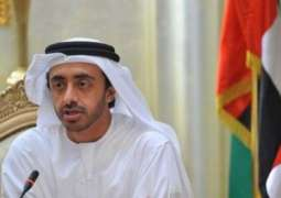 UAE governs healthiest oceans in region according to latest Ocean Health Index, says Abdullah bin Zayed