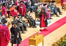 Mawra Hocane is officially a graduate!